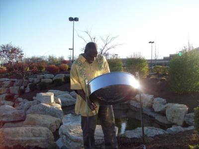 Nigel Thomas - Steel Drum Flavor | Saint Louis, MO | Steel Drum Band | Photo #6