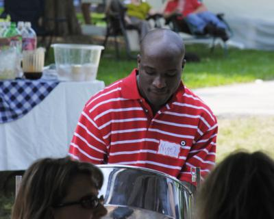 Nigel Thomas - Steel Drum Flavor | Saint Louis, MO | Steel Drum Band | Photo #12