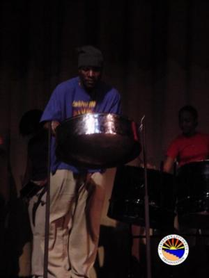 Nigel Thomas - Steel Drum Flavor | Saint Louis, MO | Steel Drum Band | Photo #17