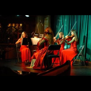 South Kortright Folk Duo | Dolce Vita Strings