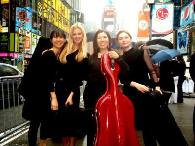 Dolce Vita Strings | New York, NY | Classical Trio | Photo #7