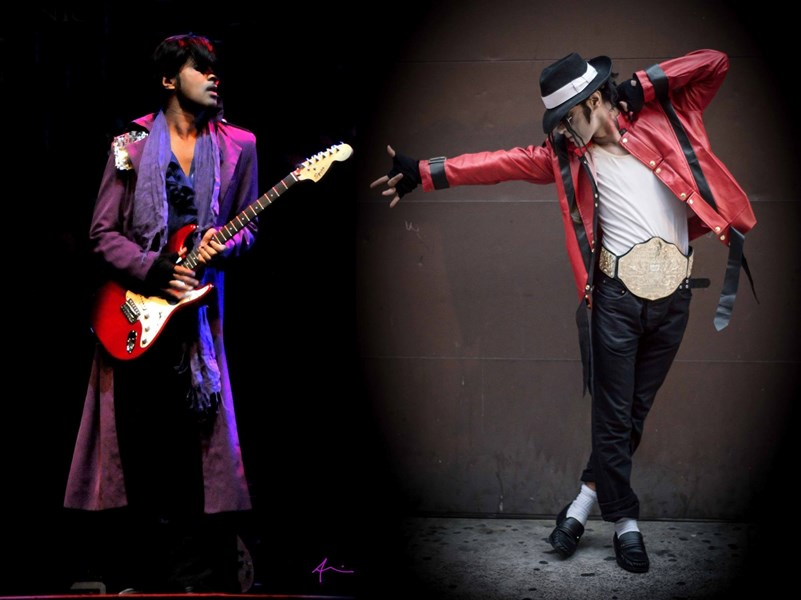 Michael Jackson & Prince Tribute The Prince of Pop - Michael Jackson Tribute Act - Los Angeles, CA