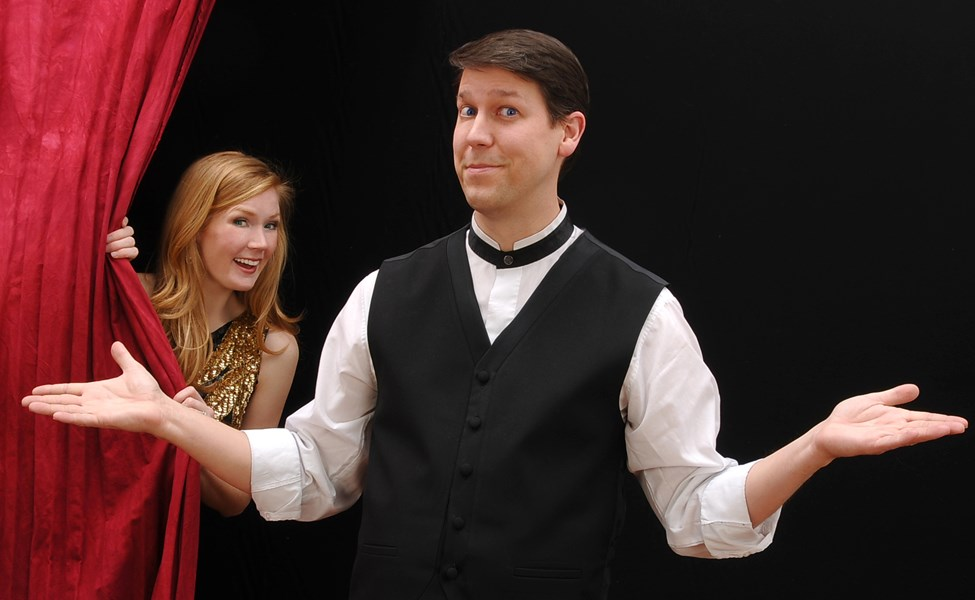 Corporate Comedian Magician... Mark Robinson - Clean Comedian - Atlanta, GA