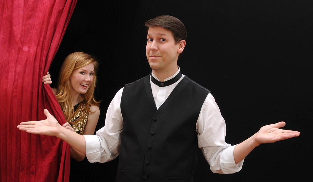 Corporate Comedy Magician....... Mark Robinson - Comedy Magician - Trenton, NJ