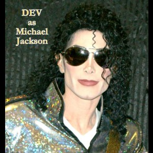 Chula Vista Tribute Singer | DEV As Michael Jackson