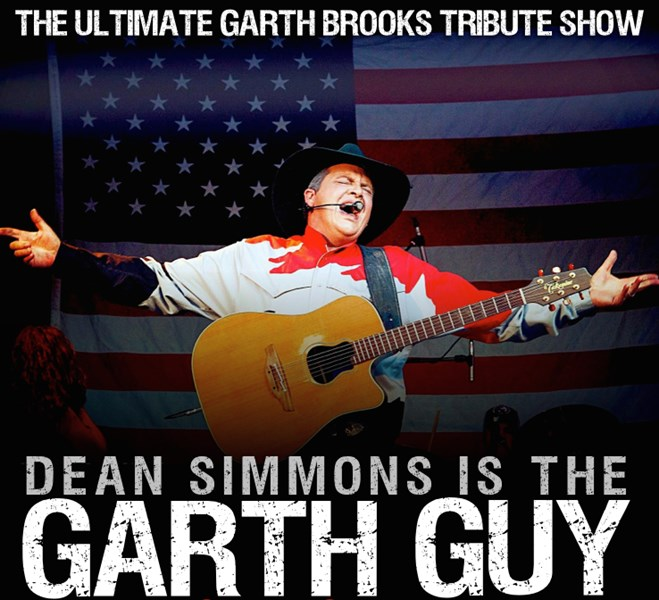 Garthguy Live - Garth Brooks Tribute Show - Garth Brooks Tribute Act - Las Vegas, NV