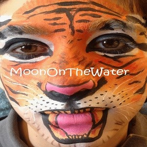 Trenton Body Painter | MoonOnTheWater: Face Painters, Balloons, & More