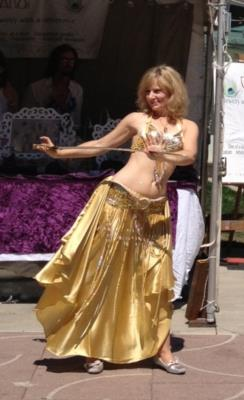Annyse - Zahara Belly Dance | Edmonton, AB | Belly Dancer | Photo #12