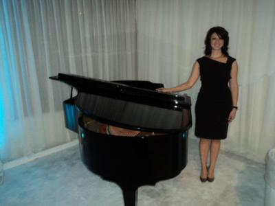 Piano Mandy | Austin, TX | Jazz Piano | Photo #2