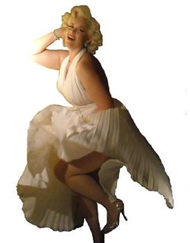 Marilyn Monroe Impersonator- Dawnn Behrens - Marilyn Monroe Impersonator - Salt Lake City, UT