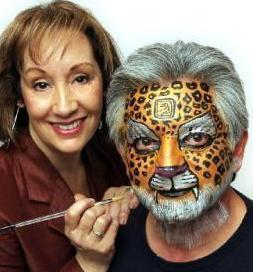 Celeste Oda, Master Face-Painter | San Jose, CA | Face Painting | Photo #23