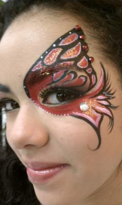 Celeste Oda, Master Face-Painter | San Jose, CA | Face Painting | Photo #9