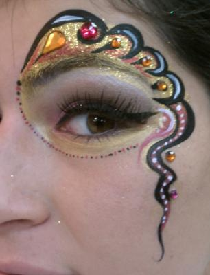 Celeste Oda, Master Face-Painter | San Jose, CA | Face Painting | Photo #20
