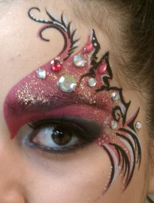 Celeste Oda, Master Face-Painter | San Jose, CA | Face Painting | Photo #11