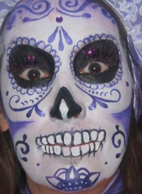 Celeste Oda, Master Face-Painter | San Jose, CA | Face Painting | Photo #19