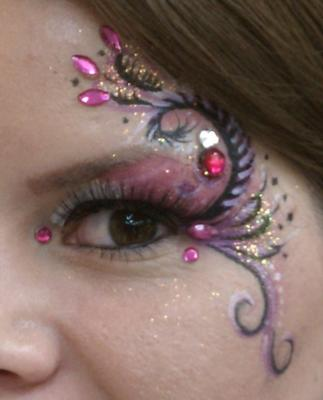 Celeste Oda, Master Face-Painter | San Jose, CA | Face Painting | Photo #15