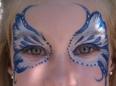 Celeste Oda, Master Face-Painter | San Jose, CA | Face Painting | Photo #22