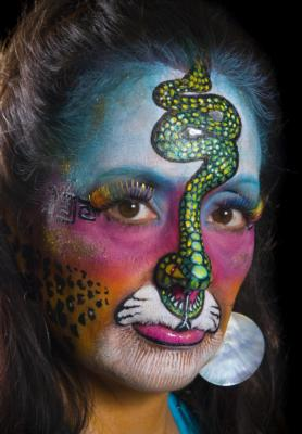 Celeste Oda, Master Face-Painter | San Jose, CA | Face Painting | Photo #5
