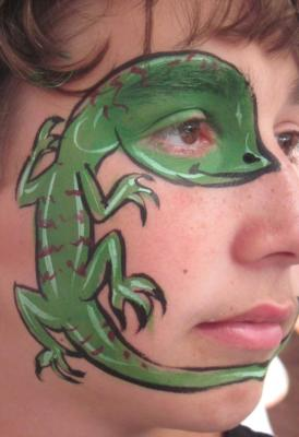 Celeste Oda, Master Face-Painter | San Jose, CA | Face Painting | Photo #13