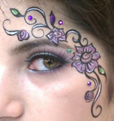 Celeste Oda, Master Face-Painter | San Jose, CA | Face Painting | Photo #1
