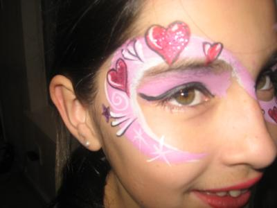 Celeste Oda, Master Face-Painter | San Jose, CA | Face Painting | Photo #16