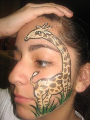 Celeste Oda, Master Face-Painter | San Jose, CA | Face Painting | Photo #17
