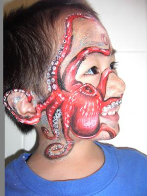 Celeste Oda, Master Face-Painter | San Jose, CA | Face Painting | Photo #25