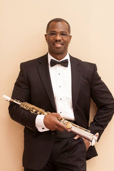 Pastor Timothy Campbell - Saxophonist - Houston, TX