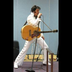 Greenwich Elvis Impersonator | Steve Mitchell