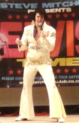 Steve Mitchell | Massapequa, NY | Elvis Impersonator | Photo #1
