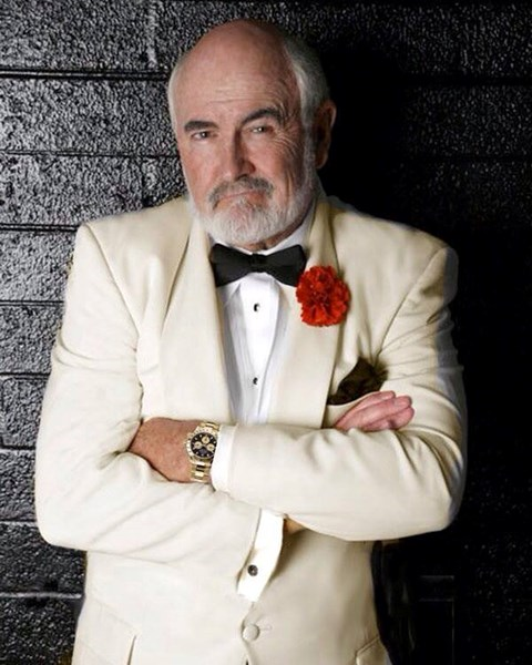 Sir Sean Connery (James Bond) - Sean Connery Impersonator - Phoenix, AZ