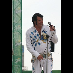 Atkinson Elvis Impersonator | David Chaney