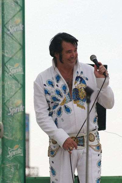 David Chaney - Elvis Impersonator - Myrtle Beach, SC