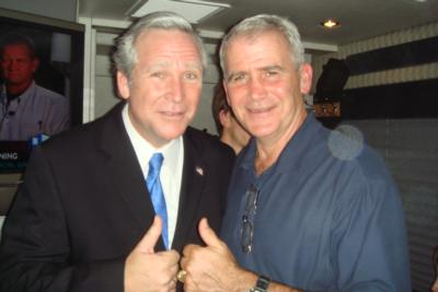 John Morgan As President George W. Bush | Orlando, FL | George Bush Impersonator | Photo #22