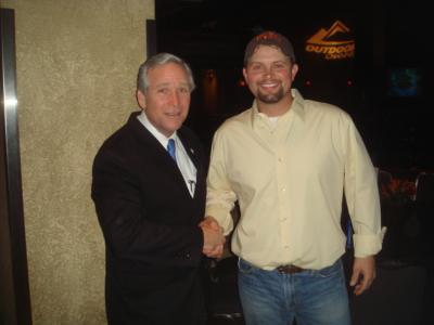John Morgan As President George W. Bush | Orlando, FL | George Bush Impersonator | Photo #8