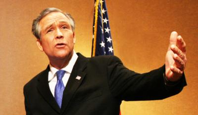 John Morgan As President George W. Bush | Orlando, FL | George Bush Impersonator | Photo #3