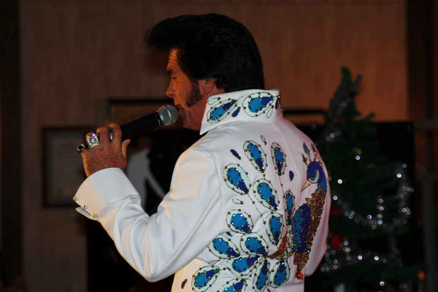 Close to Elvis presents Elvis, Buddy & Neil  - Elvis Impersonator - Venice, FL
