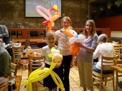 A Kahuna Balloona & Company | Ambridge, PA | Balloon Twister | Photo #21