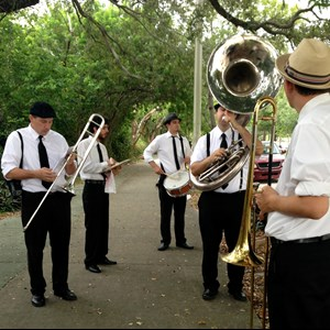 West Palm Beach Dixieland Musician | Bad Apples Brass Band