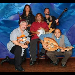 Middle-Earth Ensemble - Middle Eastern Band - Encinitas, CA
