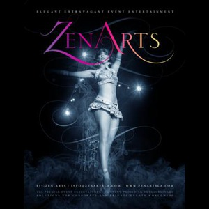Zen Arts - Acrobat - Los Angeles, CA