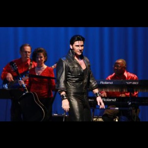 Pemberton Elvis Impersonator | Stephen Freeman