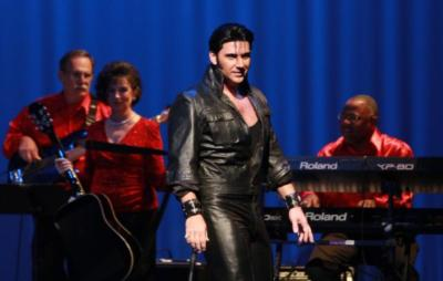 Stephen Freeman | Winston Salem, NC | Elvis Impersonator | Photo #1