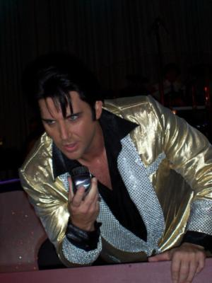 Stephen Freeman | Winston Salem, NC | Elvis Impersonator | Photo #3