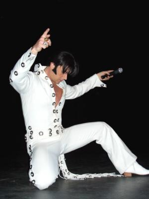 Stephen Freeman | Winston Salem, NC | Elvis Impersonator | Photo #4