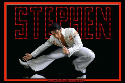 Stephen Freeman | Winston Salem, NC | Elvis Impersonator | Photo #6