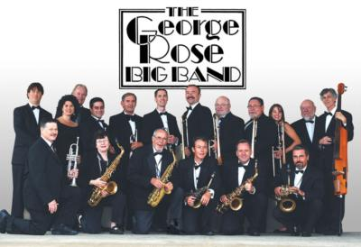 The George Rose Big Band | Brantford, ON | Big Band | Photo #1