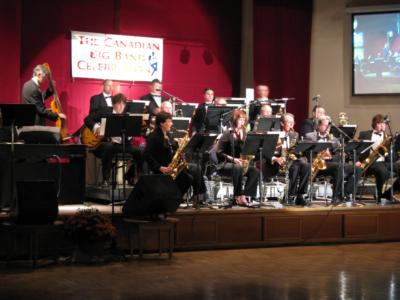 The George Rose Big Band | Brantford, ON | Big Band | Photo #3