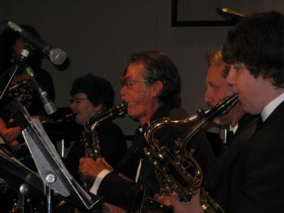The George Rose Big Band | Brantford, ON | Big Band | Photo #9