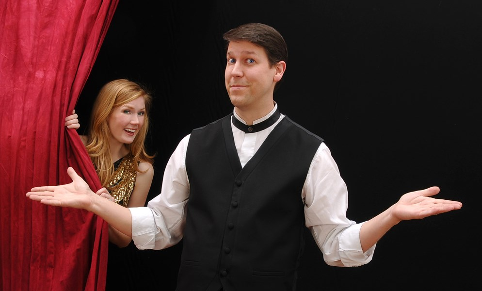 Corporate Comedian Magician... Mark Robinson - Clean Comedian - Boston, MA